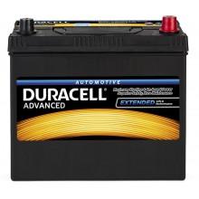Baterii auto Duracell Advanced 12V 45AH 390Aen DA 45 asia borna normala