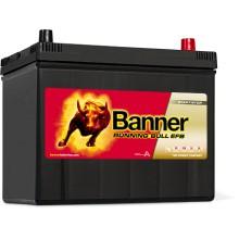 Baterii auto Banner Running Bull EFB 570 15 12V 70AH 680Aen asia borna normala