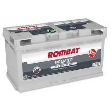 Baterii auto Rombat Premier 12V 100AH 900Aen 3 ani garantie