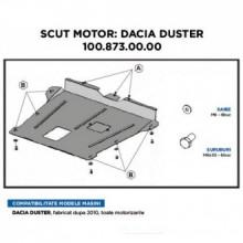 SCUT MOTOR METALIC Dacia DUSTER