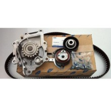 Set distributie cu pompa apa Ford 2.2TDCI originala Motorcraft 1750590