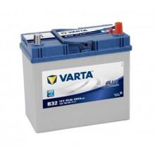 Baterii auto Varta Blue Dynamic B32 12V 45AH 330Aen asia borna normala 545156033 3132