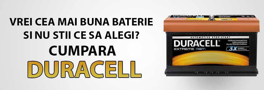 Acumulator Duracell
